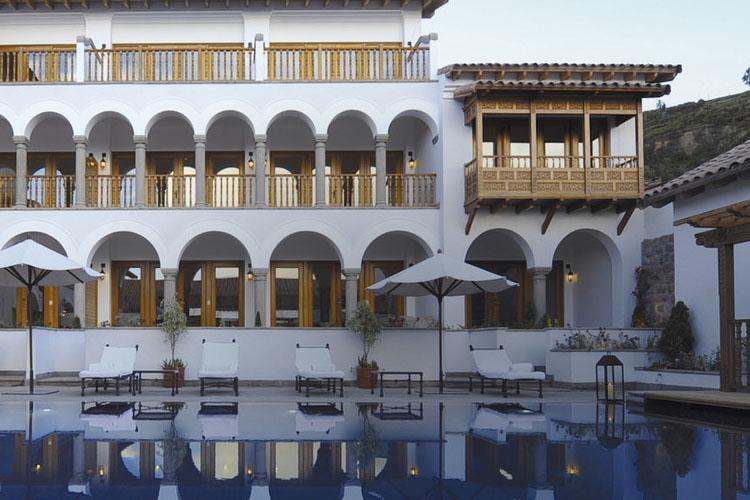 Kamari inaugura boutique en Hotel Palacio Nazarenas de Cusco
