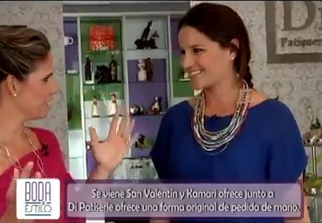 Kamari y Di Patisserie unidos por el arte de hacer joyas