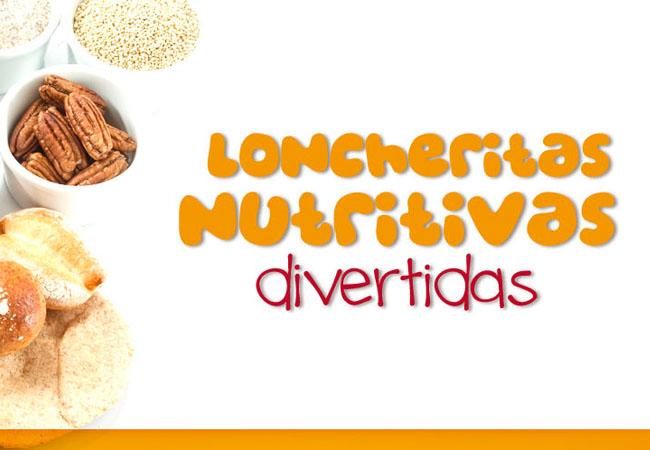 Loncheritas Nutritivas Divertidas