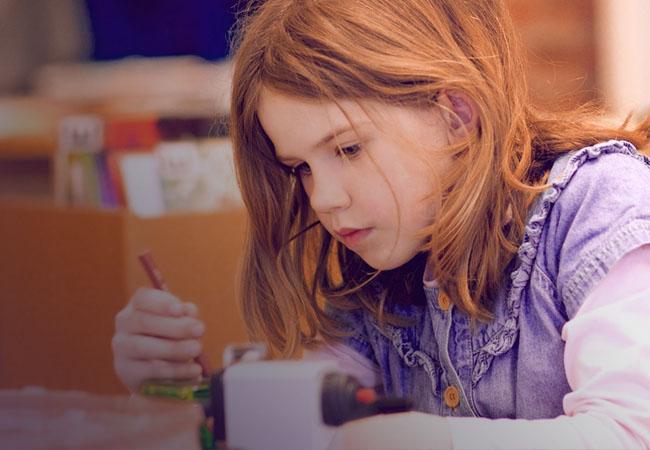 Niños grandes con educación temprana. Coloring Dreams en Miami