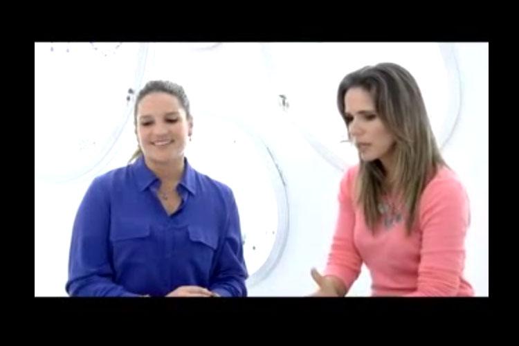 Luciana de la Fuente presenta novedades de Kamari en el mes de papá