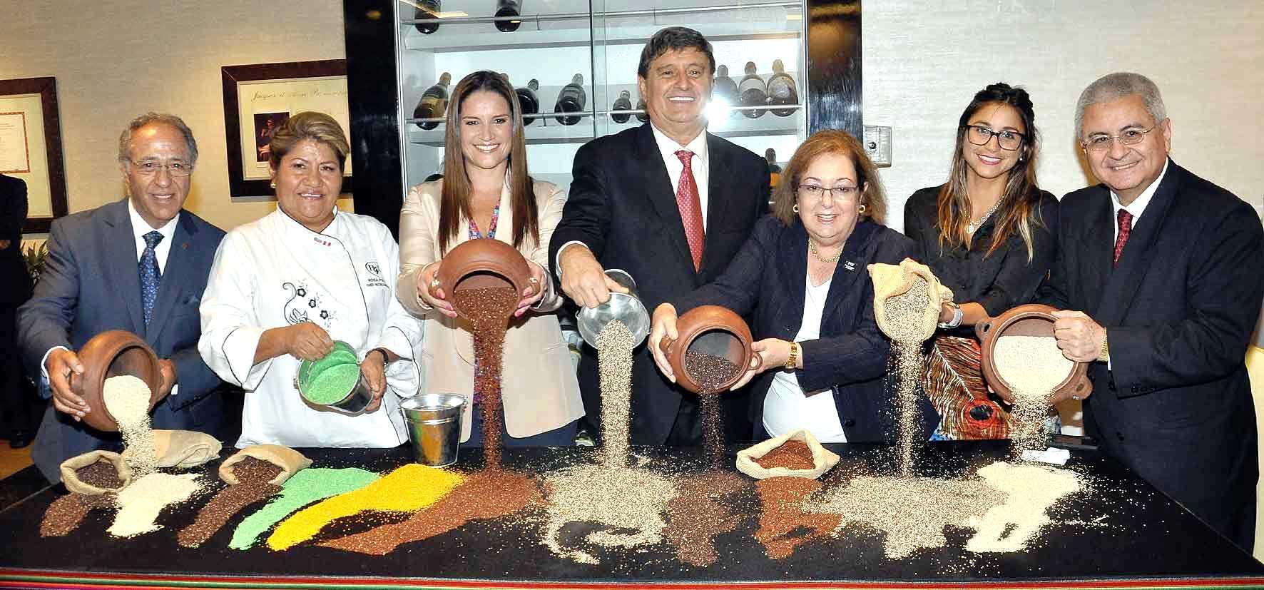 """Luciana de la Fuente: """"Es una oportunidad para mostrar que en el Perú existen alimentos maravillosos"""""""