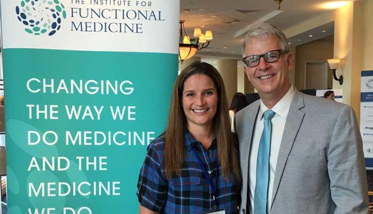 Presidenta ejecutiva de USIL participa en convención sobre medicina funcional en Baltimore, Estados Unidos